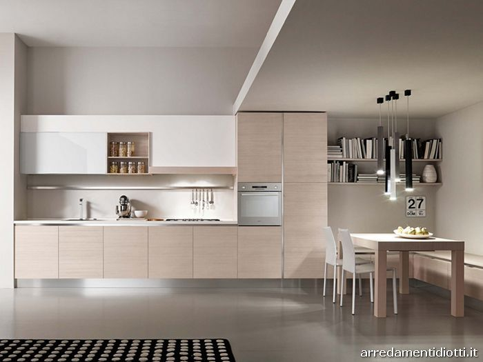 Sfera cucina moderna componibile - DIOTTI A&F Arredamenti ...