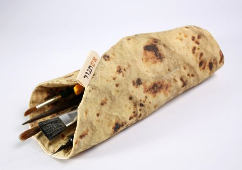 Kebab pencil case!