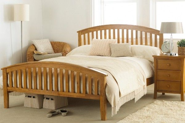 wooden bed frames - Google Search