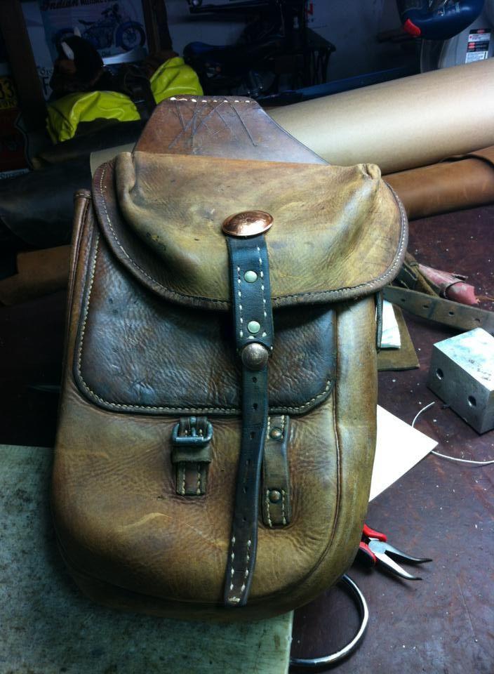 packsaddle bags