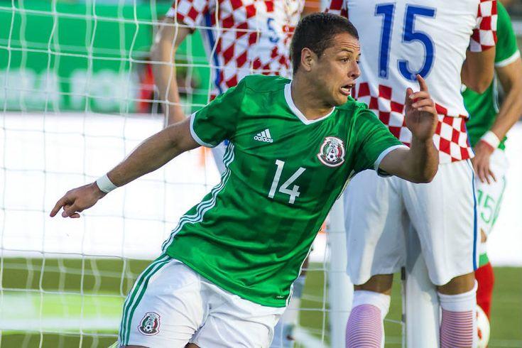 """""""Chicharito"""", máximo goleador histórico en Selección Mexicana"""