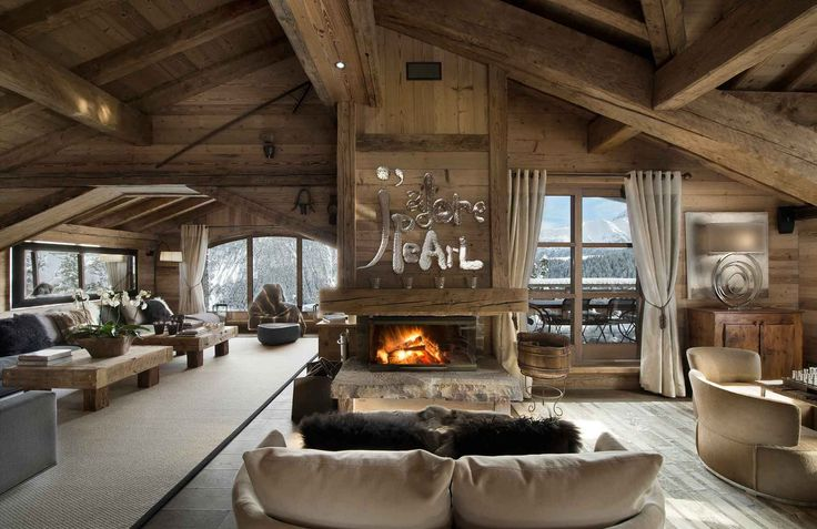Home | Chalet Pearl - Courchevel