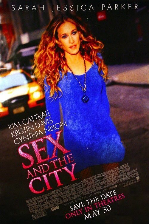 May 30 - ON THIS DAY in 2008, the film version of HBO's iconic comedy series Sex and the City, starring Sarah Jessica Parker, premiered in more than 3,200 theaters around the U.S.!
