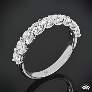 'Kimberly' Diamond Wedding Ring