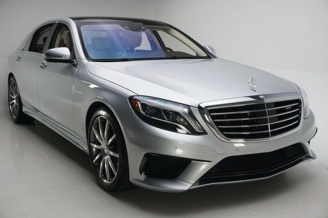 Nice Awesome 2017 Mercedes-Benz S-Class AMG S 63 2017 Mercedes-Benz S-Class 2017-2018