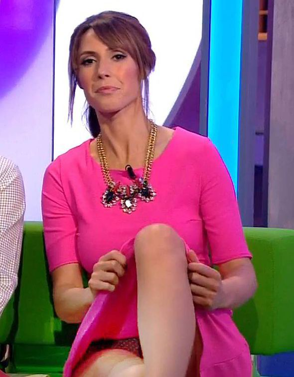alex jones hot - Google Search   Practically Perfect Presenting   Pinterest   Legs, Flashing and ...