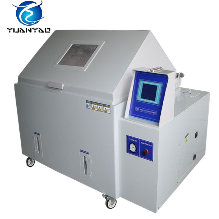Manufacturer Salt Fog Corrosion Chamber  is used to test the anti-erosion quality of the surface of all materials after the rust-proof of painting, coating, electroplating, anoding and rust-proof of greasing.anti corrosion treatment for a variety of materials, corrosion resistance of their products. #saltfogchamber #saltspraytestchamber #saltspraytester