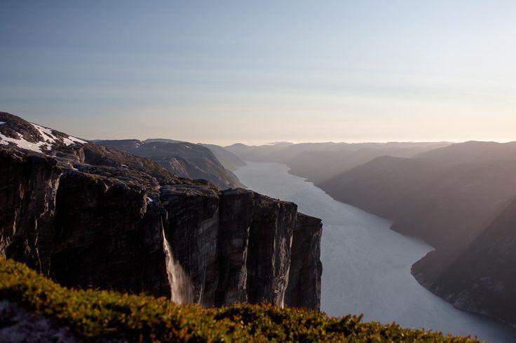 Kjerag,Lysefjord,Norway by Aleksei Golubovich on 500px