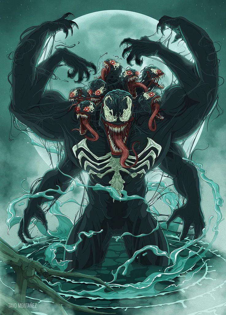 Venom and baby venoms
