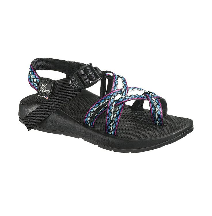 Available Now! - Limited Edition 25th Anniversary Webbing - Window Pane - ZX/2 Colorado - Women's - J104840 | Chaco.com #Chaco #Chacos #Sandals