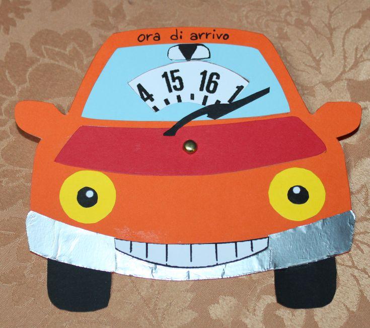 Bildergebnis für parkeerschijf knutselen smiley