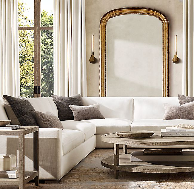 French Contemporary Round Coffee Table Luxury Living Room Coffee Table Design Modern Round Coffee Table