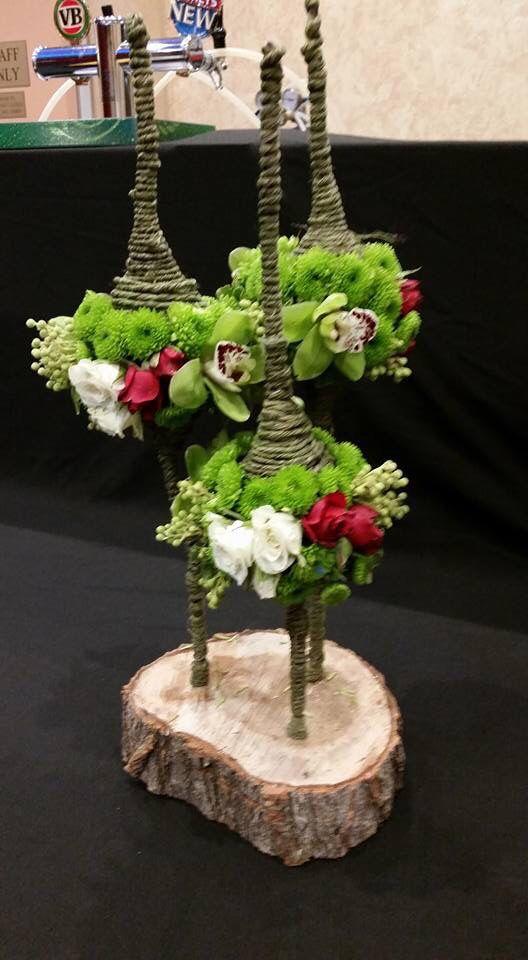 A floral affair by Francine