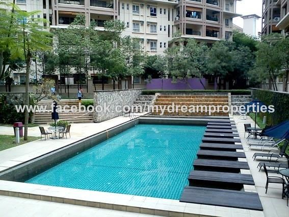Condominium for Rent in Seri Maya Condominium, Setiawangsa, Kuala Lumpur for RM 3,000 by Andy Gan. 1,325 sq. ft., 3-bed,…
