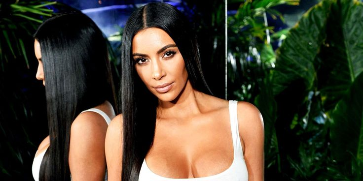 Is Kim Kardashian's Latest NSFW Look a Show of Solidarity With Blac Chyna?