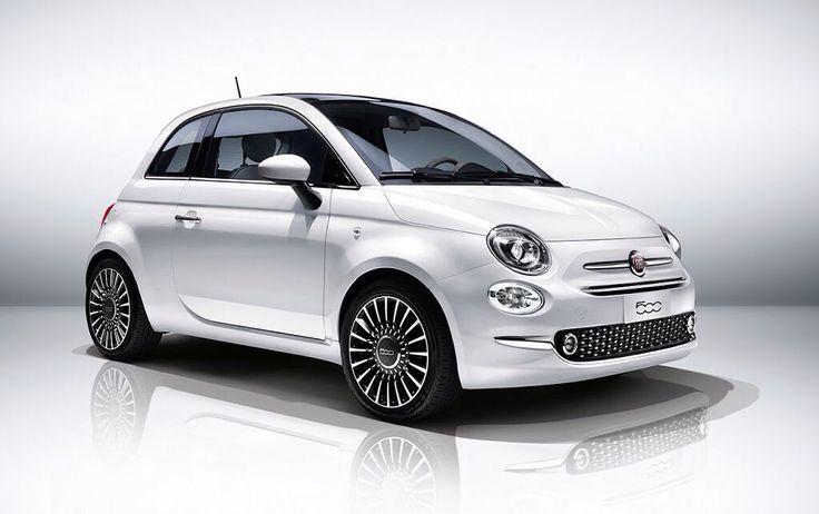 Nowy Fiat 500!