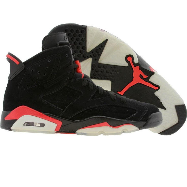 Air Jordan VI: I'm pretty sure this was the pair I owned
