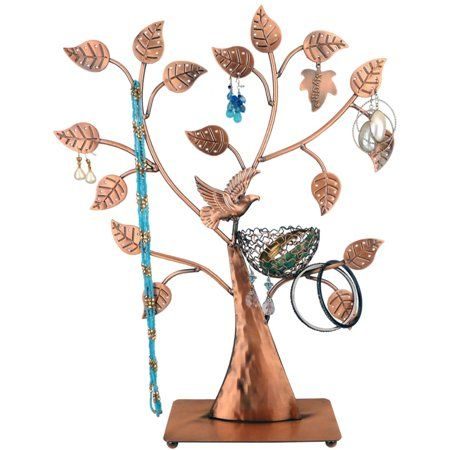 Bronze Jewelry Tree - Bronze anniversary gifts