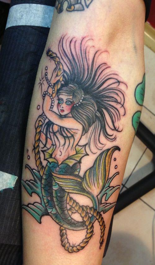 Tatuaggio di Cecilia Granata