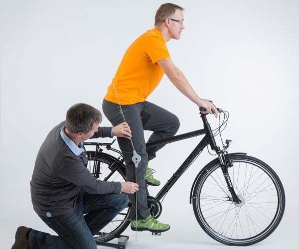 Bikefitting Fahrrad Fahrrad Werkstatt Radfahren