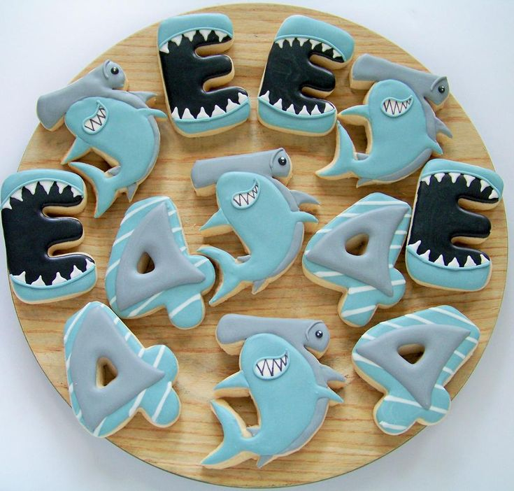 Sharks! | Cookie Connection