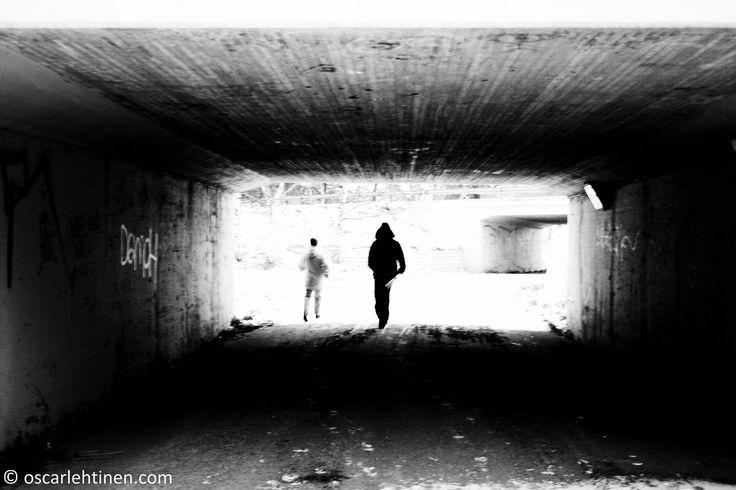 https://flic.kr/p/iXhzSg | Tunnel in Vaasa, Finland