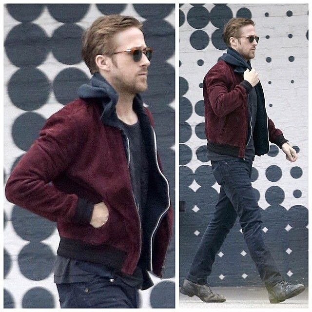 ryan-goslings-wears-Persol-Sunglasses-and-Gucci-Bomber-Jacket-out-in-Hollywood-11