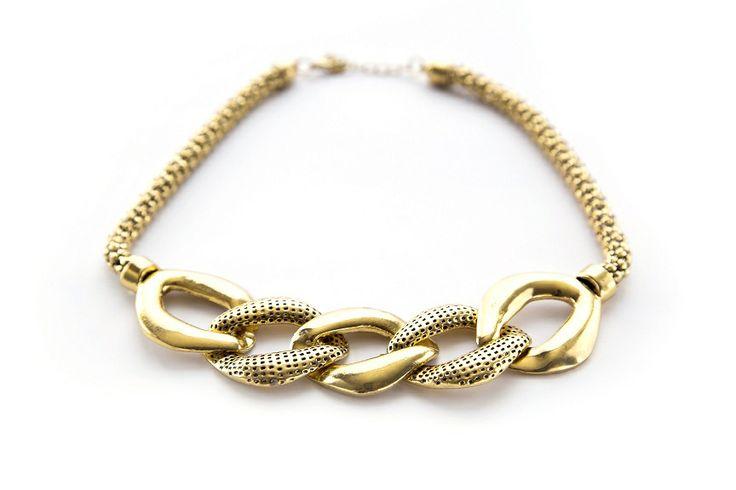 Altın Örgü Kolye - AXE13048  http://axesayra.sopsy.com/urun/altin-orgu-kolye--axe13048/30310