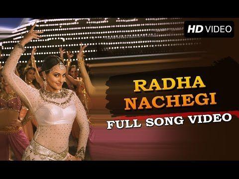 Radha Nachegi Official Full Song Video | Tevar | Sonakshi Sinha, Manoj Bajpayee