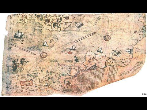 9 ősi térkép, aminek nem szabadna léteznie | Új Világtudat | Az Élet Más Szemmel