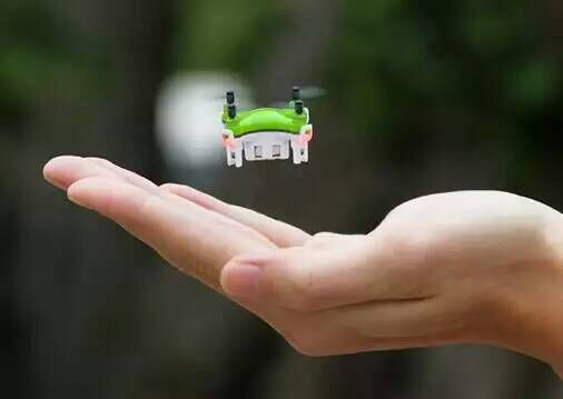 Pocket Drone 2.4G 4CH 3D Roll  Light Remote Control - for Kids Pocket Drone 2.4G 4CH 3D Roll Light Remote Control – for Kids  Product Configuration:  1pcs Aircraft  1pcs Remote Control  1pcs Instructions  4pcs Propeller  1pcs Charging Wire  Features:  this product is equipped with the headless flight mode.The quadrocopter will automatically identify the direction of the remote controller.It can go forward, ..., //Price: $42.33 & FREE Shipping //     Get it here…