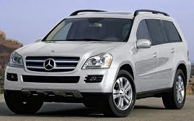 Mercedes GL450 - Please call (702) 262-6214 to reserve your vehicle today.
