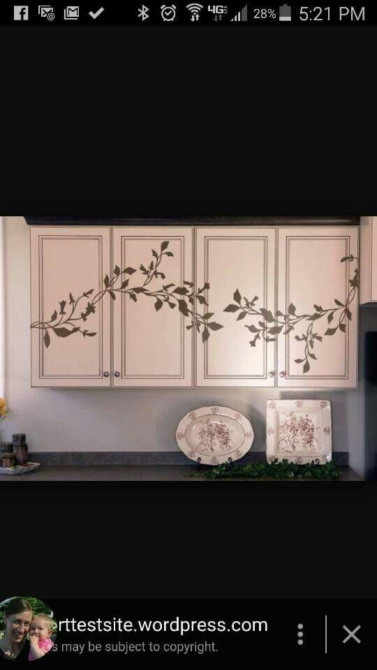 For my back porch. | Kitchen cabinet decals, Home depot ...