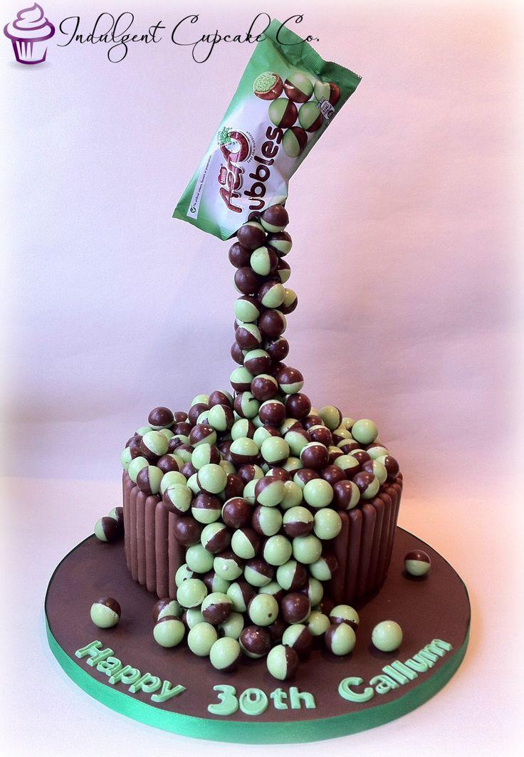 Aero Gravity Cake......