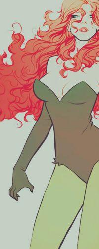Poison Ivy by Marcio Takara