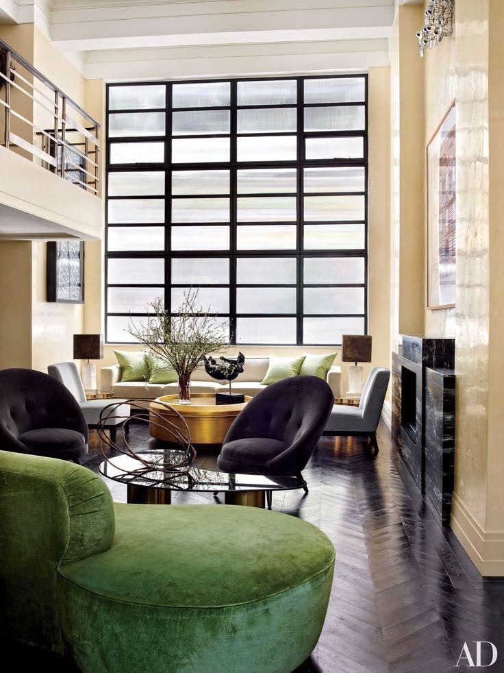 15 Beautiful Homes Featuring Vladimir Kagan Furniture