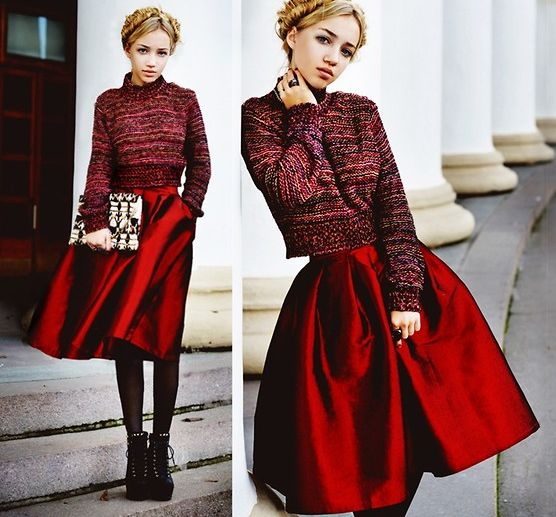 Zoya PixieDust in Chyna Outfit Inspiration