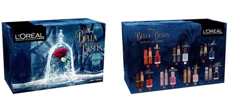 """L'Oreal I Edición especial """"La Bella y la Bestia"""""""