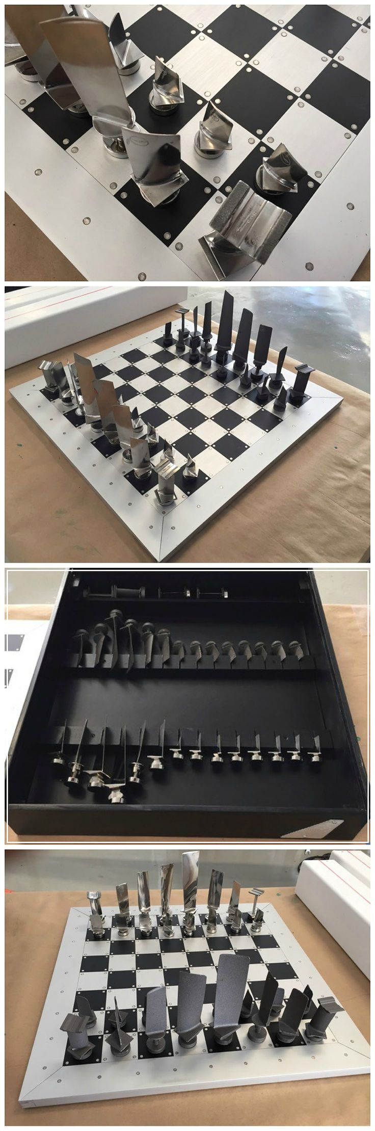 58 best Beautiful Chess Sets, Pieces, Boards & Gift Ideas | Unique ...