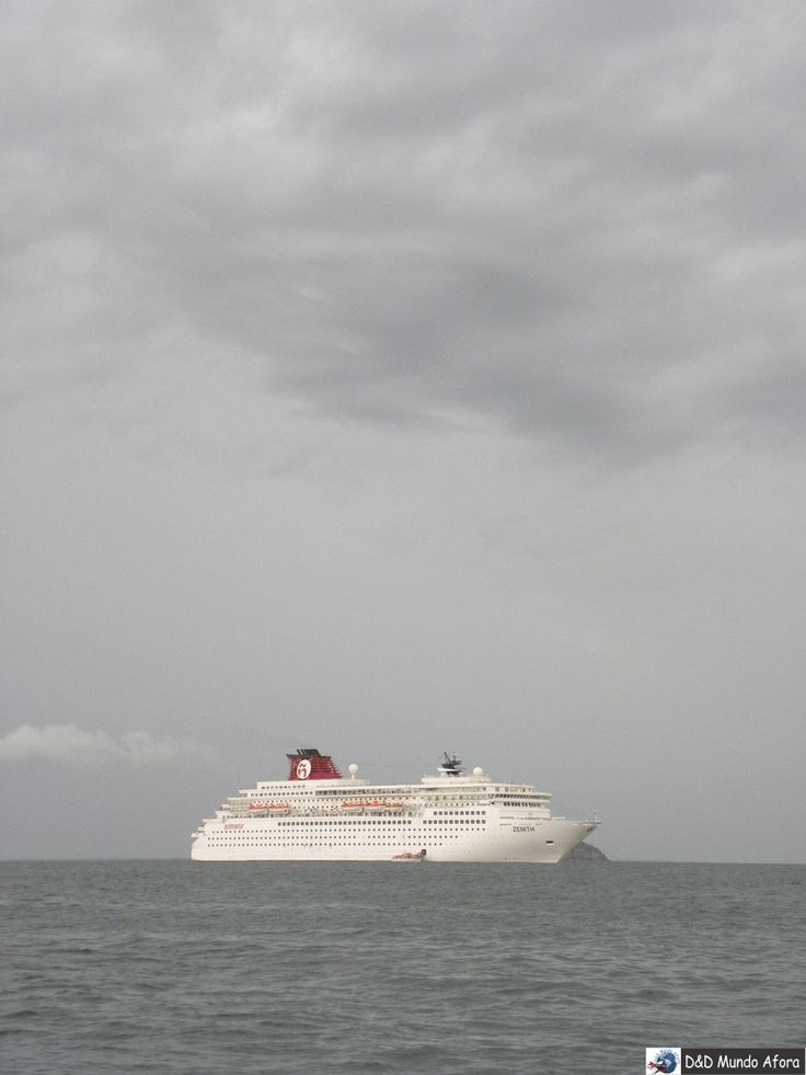 Primeira viagem de navio. Dicas para quem for fazer o primeiro cruzeiro.