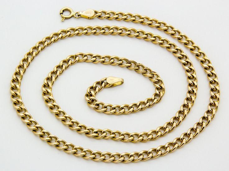 Arany pancer nyaklánc