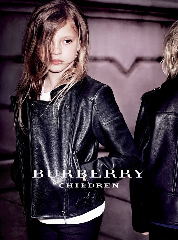 Kids fashion - Burberry - Fall-Winter 2015 Collection