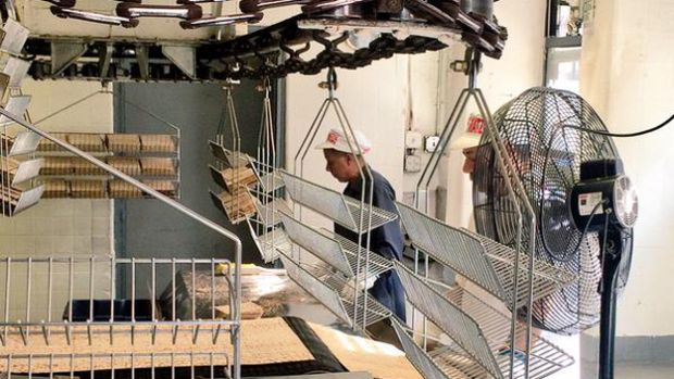 Tour of Streit's Matzo Factory before it closes this spring
