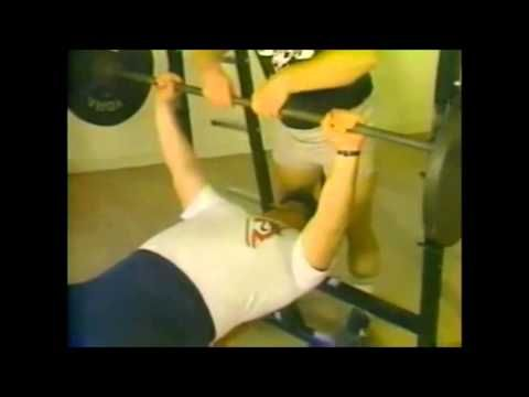Fred Hatfield (Dr Squat) Presents HEAVY IRON Powerlifting ...