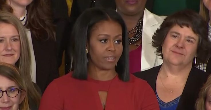 FELIX REPORTS: MICHELLE OBAMA TELLS MUSLIMS, IMMIGRANTS 'THIS COU...
