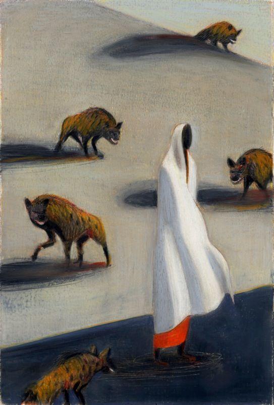 Lorenzo Mattotti: Cover - Il tempo delle iene