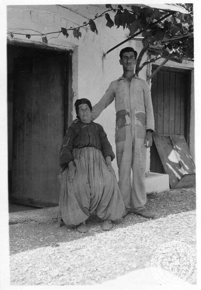 Dorothy Burr Thompson Σπέτσες 1934