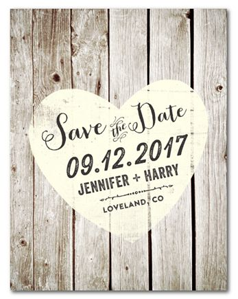 The Best Vintage Wedding Invitations Images On Pinterest Retro - Rustic save the date templates