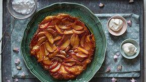 Tarte Tatin - opskrift på fransk æbletærte