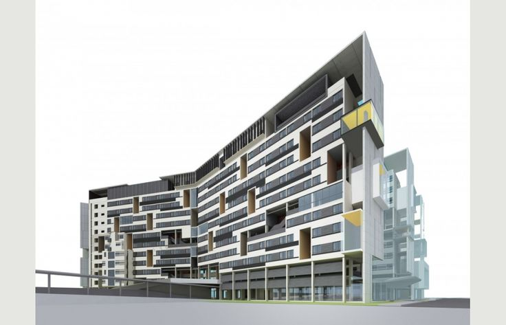 Singapore University of Tech & Design Housing and Sports Facilities | Project | Architype